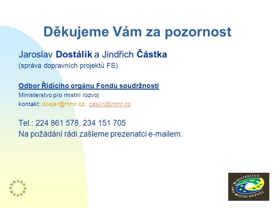 21 Celkový přehled o fondech EU: www.strukturalni-fondy.cz Další odkazy: n www.europa.eu.int – EK n www.mmr.cz – MMR n www.evropska-unie.cz – zast. EK