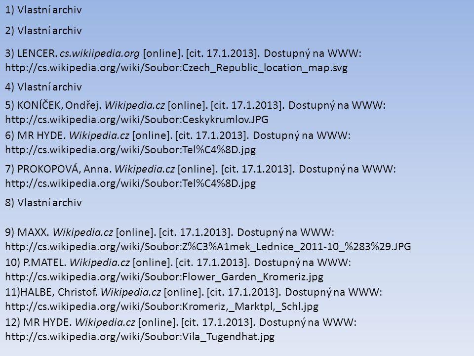 3) LENCER.cs.wikiipedia.org [online]. [cit. 17.1.2013].