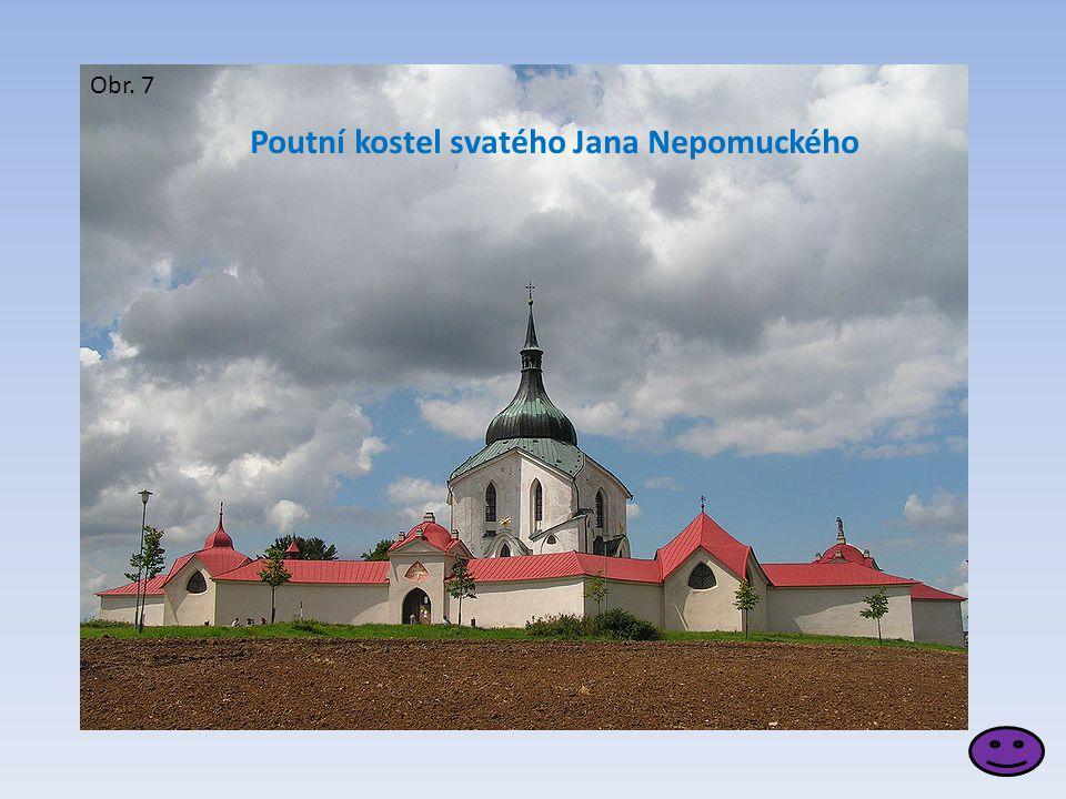 Poutní kostel svatého Jana Nepomuckého Obr. 7