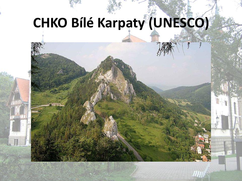 CHKO Bílé Karpaty (UNESCO)