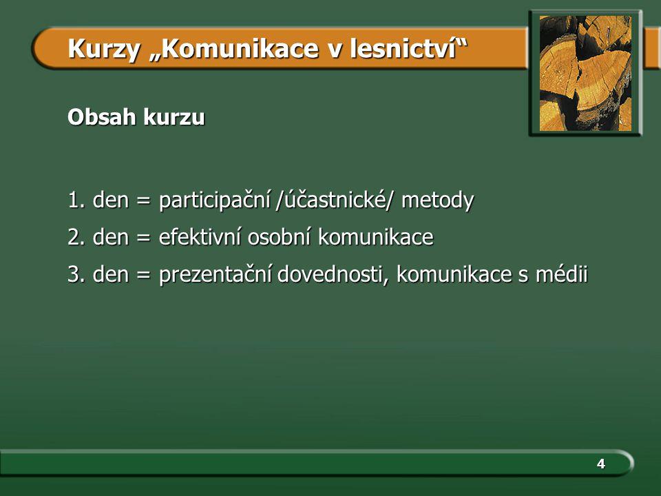 25 Kurzy komunikace – návrhy Děkuji za Vaši pozornost Ing. Michal Vejlupek (ÚHÚL)
