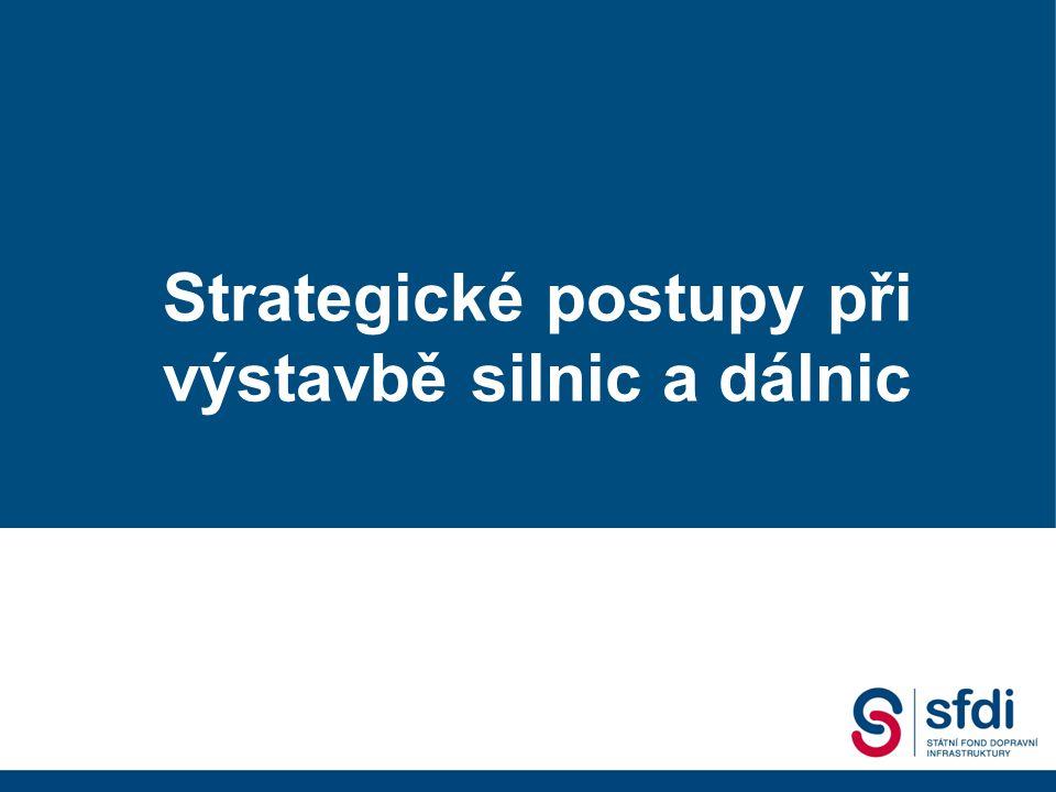Státní fond dopravní infrastruktury 2. Dopravní fórum, 18.09. 2007 Gustáv Slamečka ředitel SFDI Strategické postupy při výstavbě silnic a dálnic
