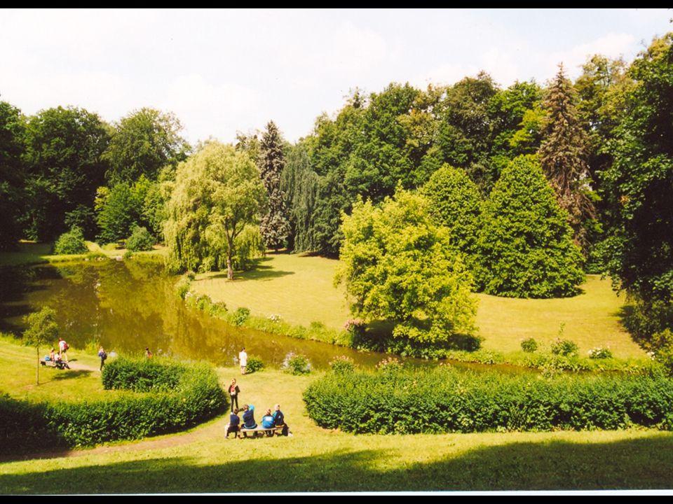 Anglický park vznik - 18.