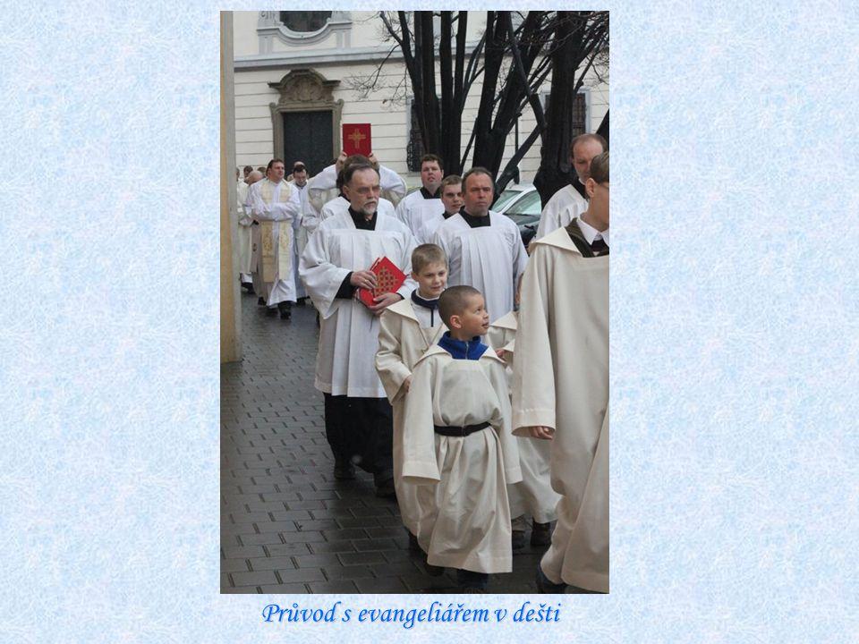 Kněžské svěcení 20.2.2010 Kroměříž - Vlastimil Kadlec