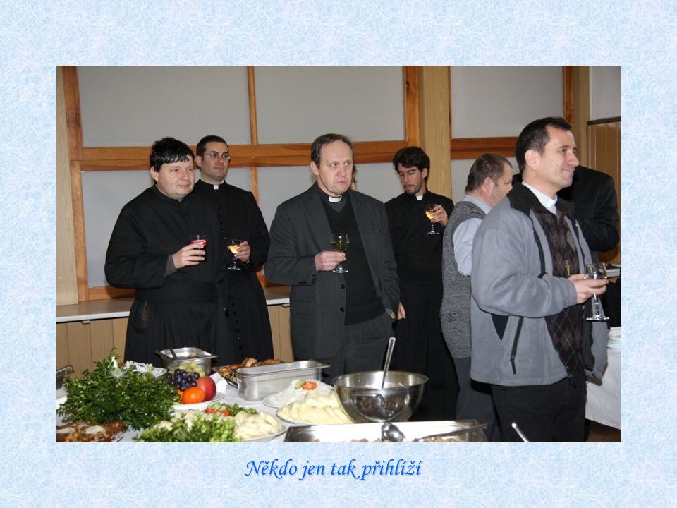 Mezinárodní setkání řeholníků i budoucích
