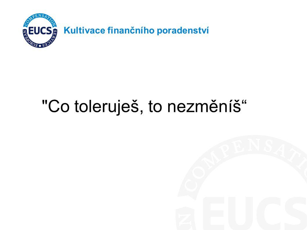 Kultivace finančního poradenství