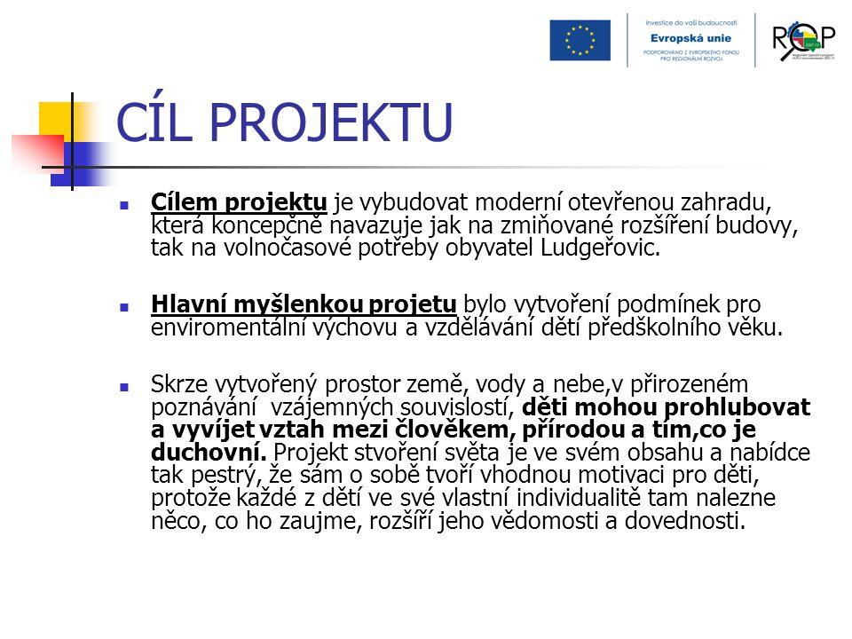 Jednotlivé kroky realizace projektu Koncem roku 2008 byl definován projektový záměr ve spolupráci s firmou POE EDUCO, spol.