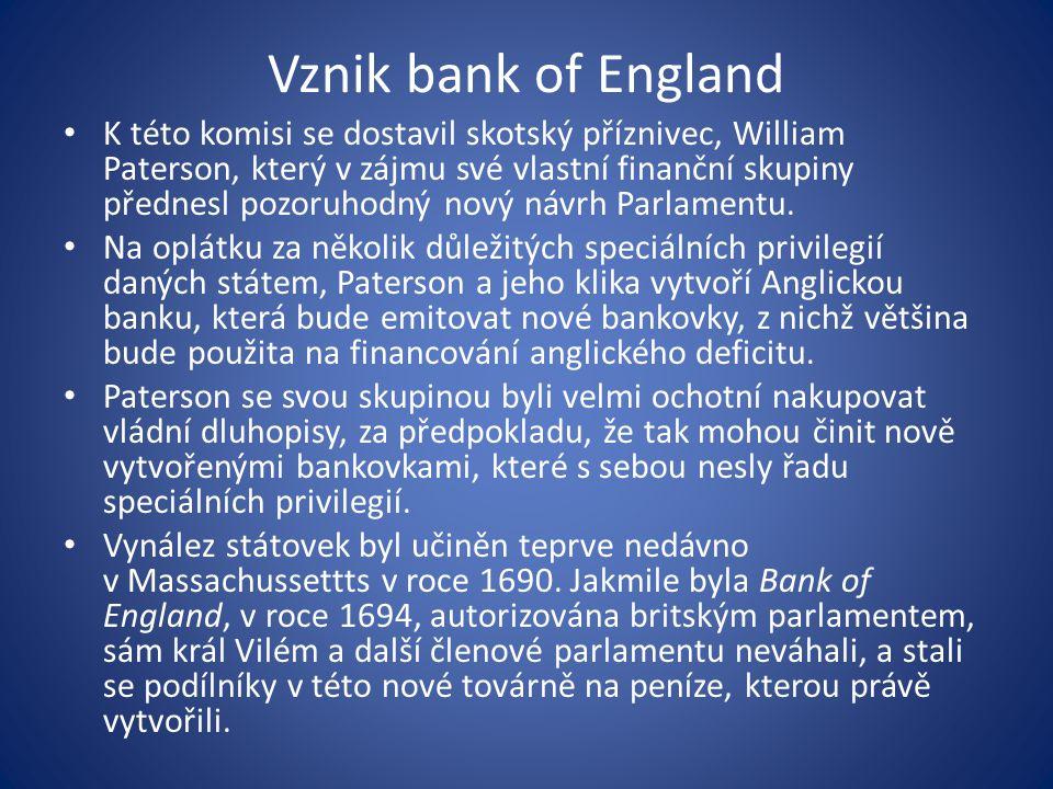 Hlavní činnosti centrálních bank 1.emisní (emise hotovostních a bezhotovostních peněz); 2.