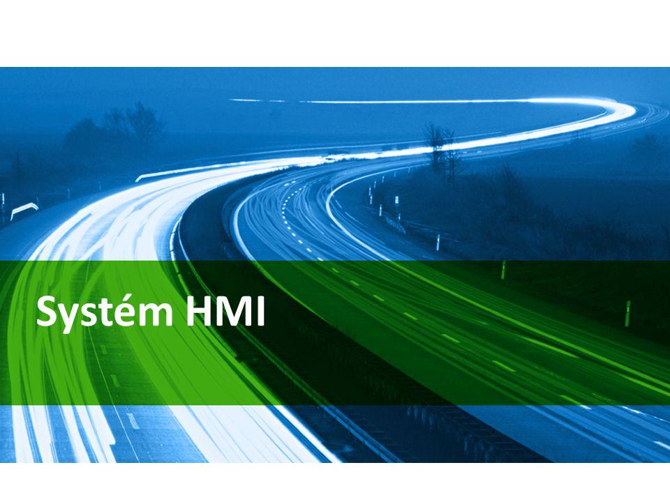 Systém HMI