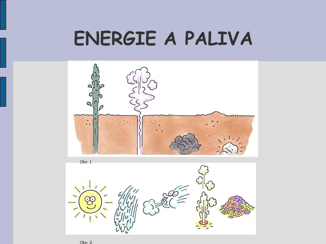 ENERGIE A PALIVA Obr. 1 Obr. 2