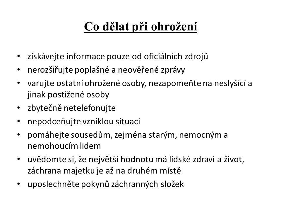 Únik chemických látek 9.