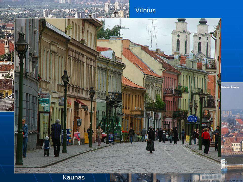 Vilnius Kaunas