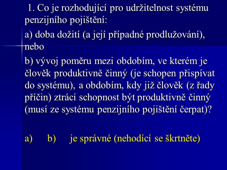 3.2.Pokud ne, tak je to: a) jen v důsledku nedocenění role vzdělání, nebo b) to má i jiné příčiny.