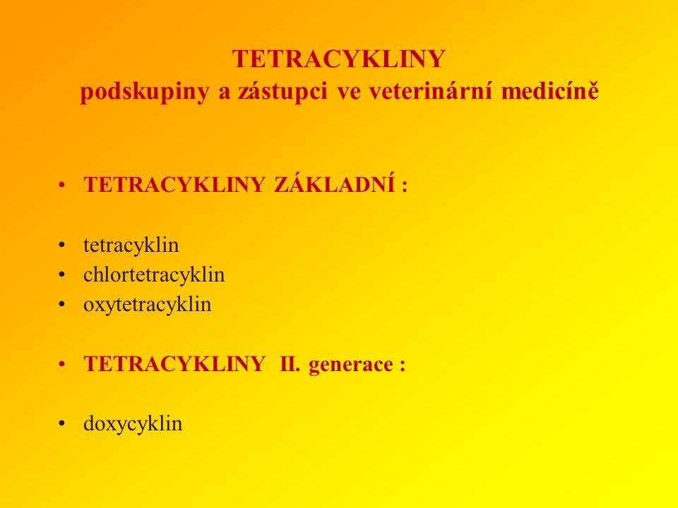 Toxicita a nežádoucí účinky fotodermatózy u zvířat s nižší pigmentací ukládání v kostech a zubech (zejména při intrauterinním vývoji a u mláďat) poruc