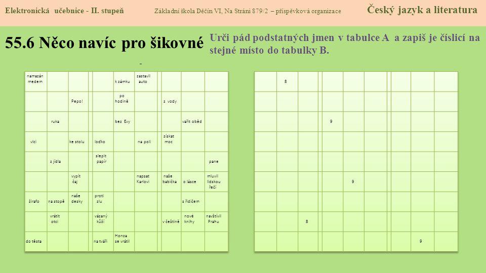 55.7 CLIL Elektronická učebnice - II.
