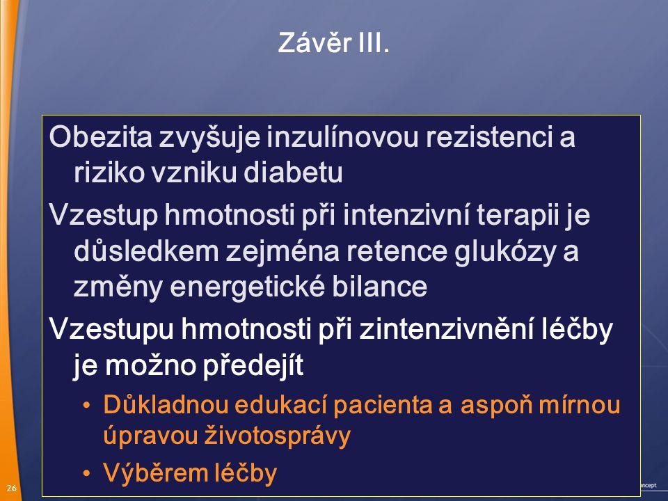 26 Závěr III.