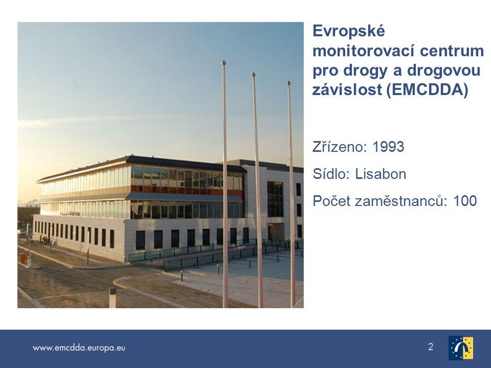 3 Informační balíček ve více jazycích www.emcdda.europa.eu/annual-report
