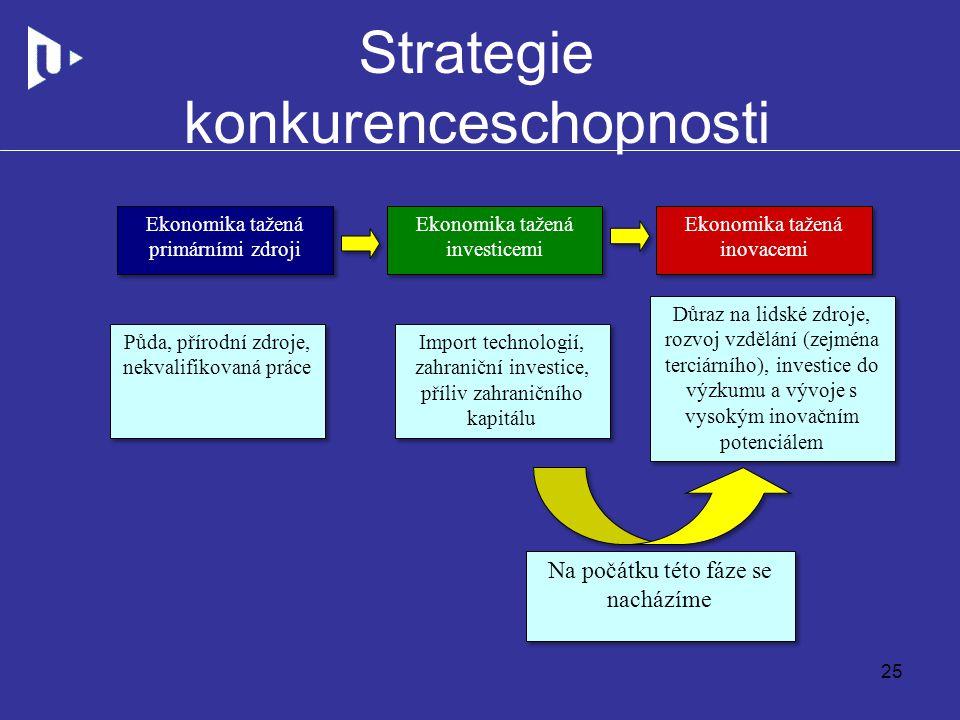 Strategie konkurenceschopnosti 25
