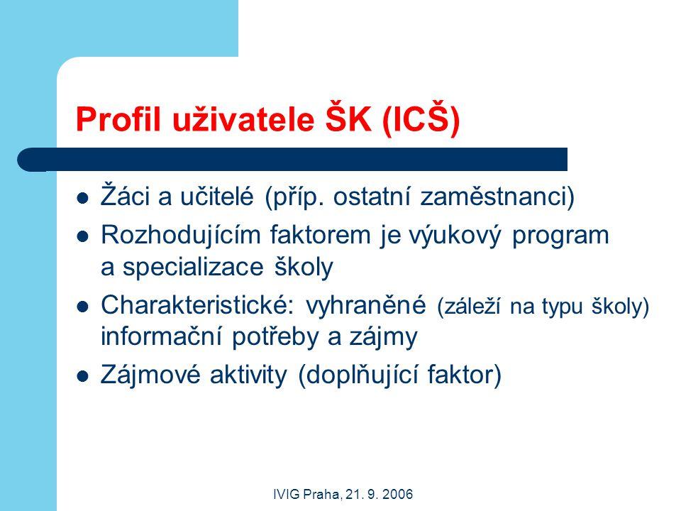 IVIG Praha, 21.9. 2006 Děkuji za pozornost Moravská zemská knihovna www.mzk.cz Mgr.