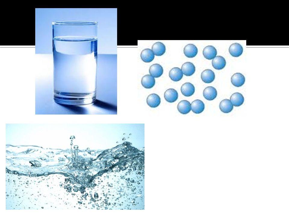  PLYNNÉ: Částice látky nevytvářejí žádné pravidelné uspořádání.