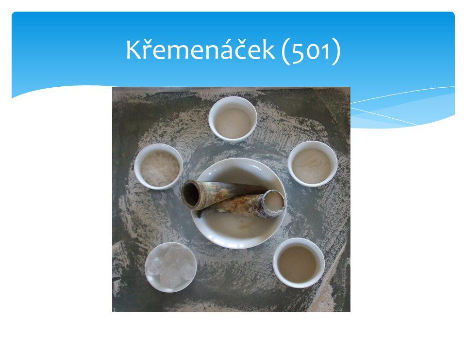  šťáva vylisovaná z květů kozlíku lékařského  květy rozemlít na mlýnku, šťávu vylisovat, nechat usadit se a slít z ní nečistoty  přechovávat v lahvičce ve tmě  používat při tvorbě biodynamického kompostu Kozlíkový preparát (507)