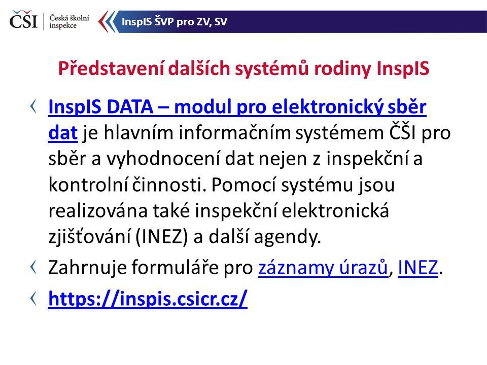 Mezipředmětové vztahy - 1 InspIS ŠVP pro ZV, SV