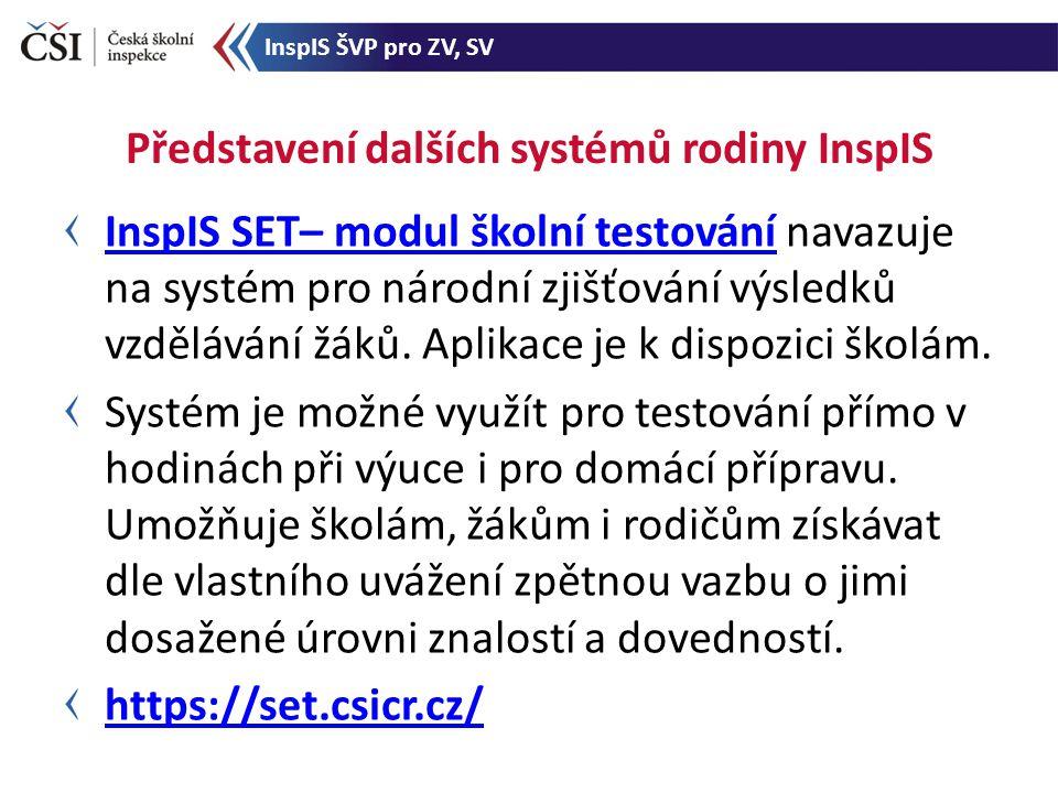 Mezipředmětové vztahy - 2 InspIS ŠVP pro ZV, SV