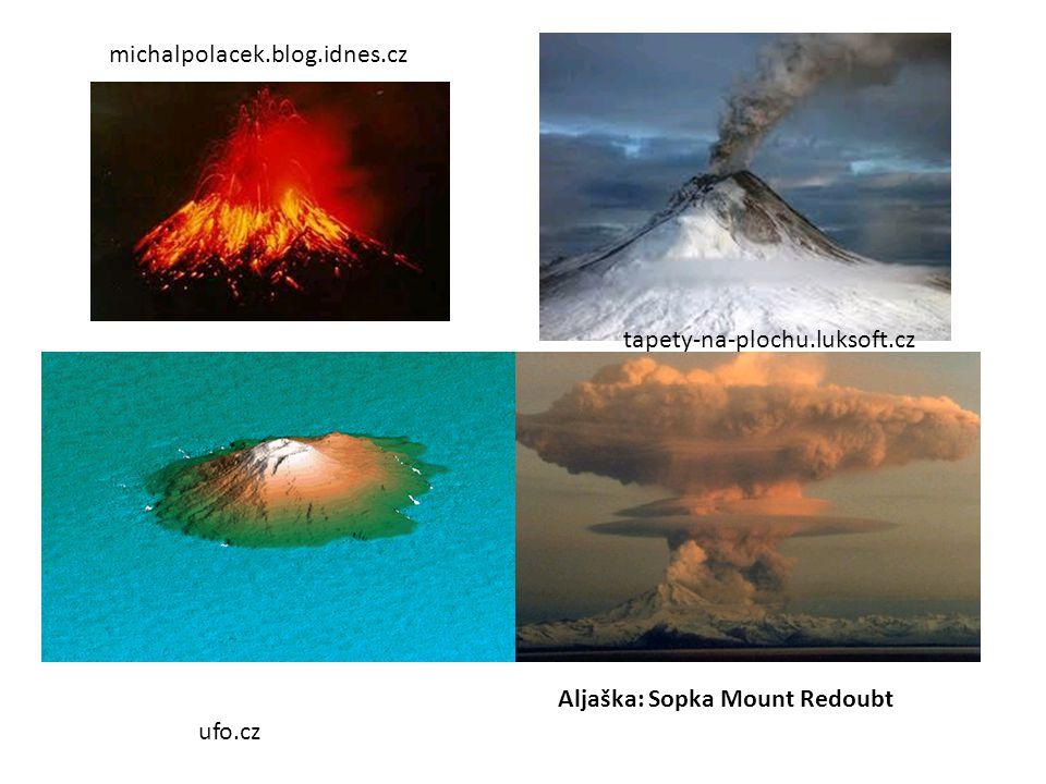michalpolacek.blog.idnes.cz ufo.cz tapety-na-plochu.luksoft.cz Aljaška: Sopka Mount Redoubt