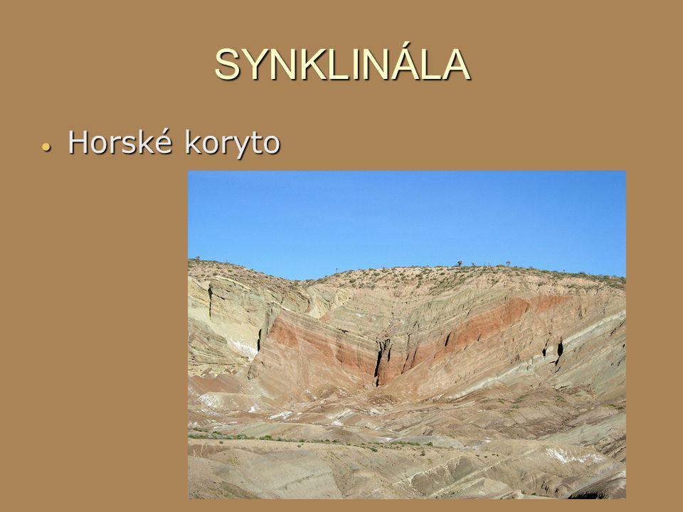 KARPATY  Pohoří vzniklé srážkou Eurasie a Afriky