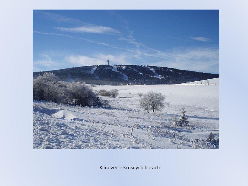 Sněžka v Krkonoších