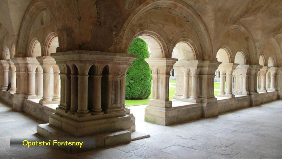 Opatství Fontenay