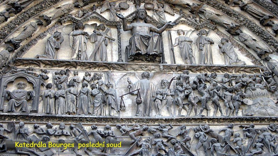 Katedrála Bourges, Centre