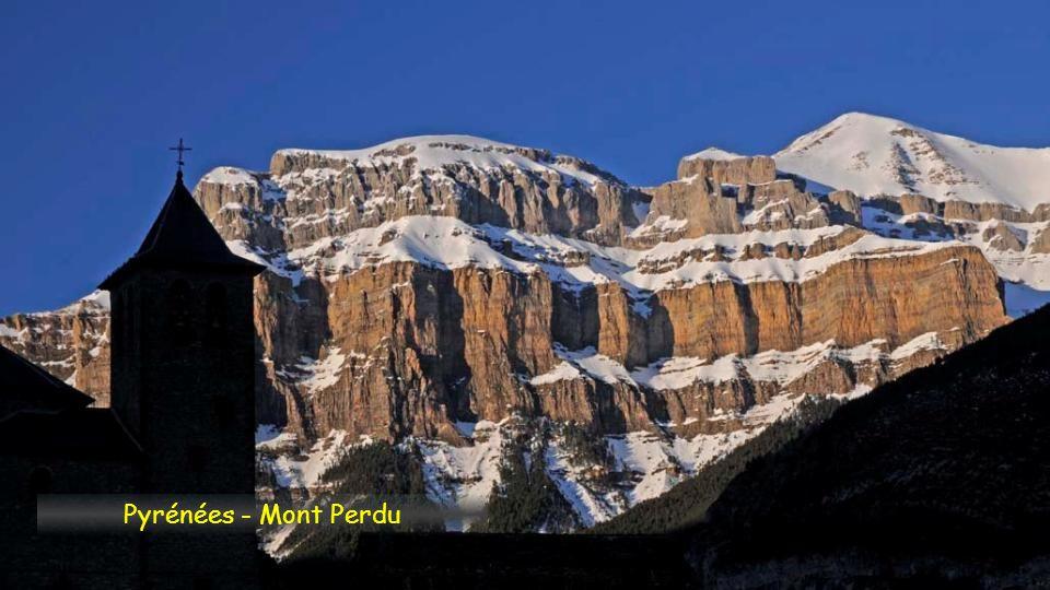 Mont-Perdu, Pyrénées