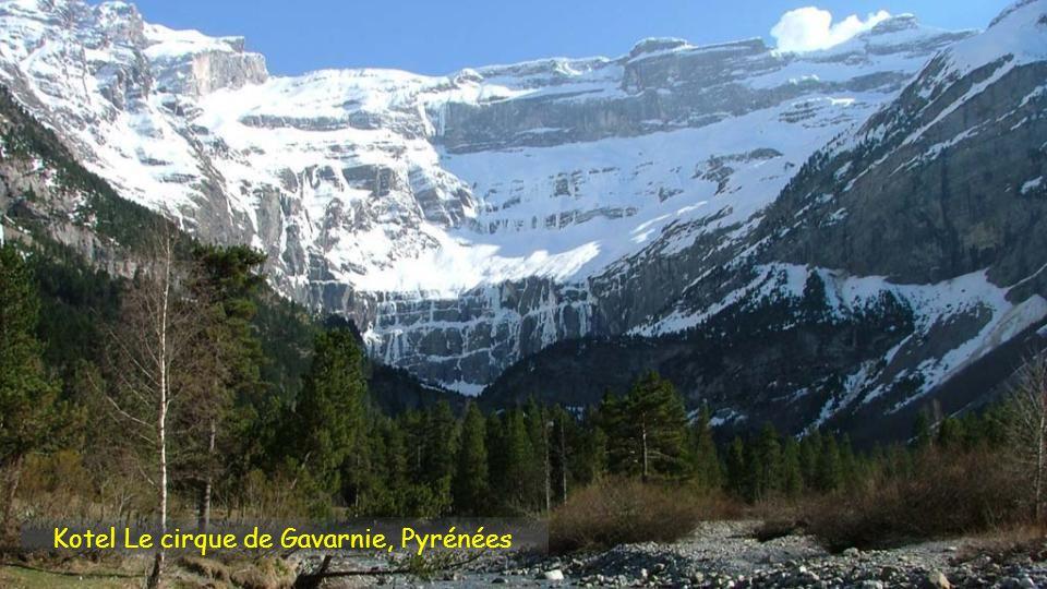 Pyrénées - Mont Perdu.