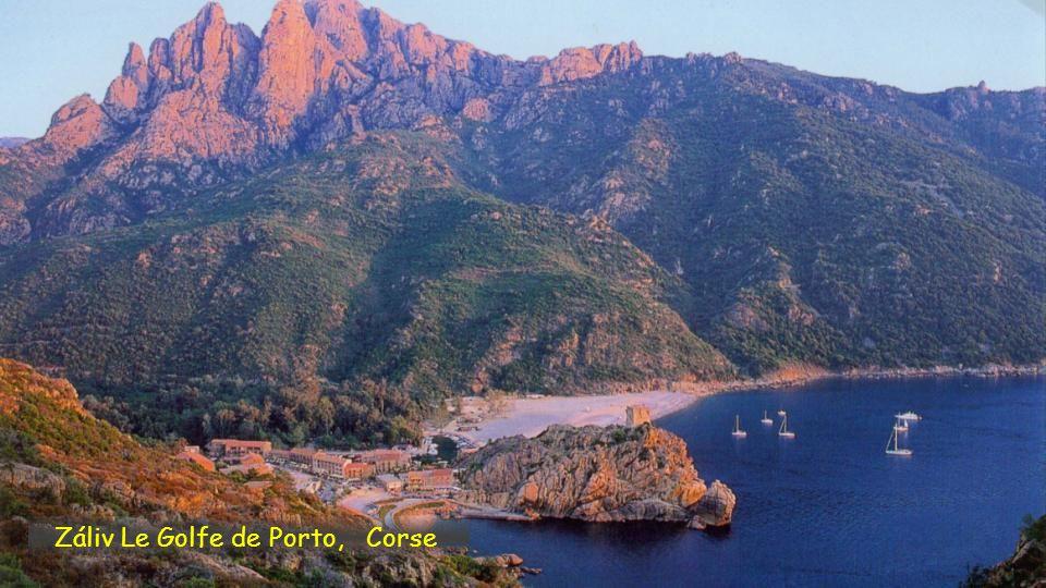 Scandola, Corse