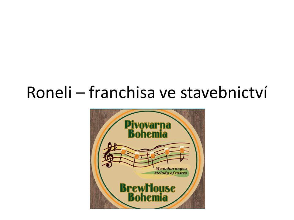 Roneli – franchisa ve stavebnictví