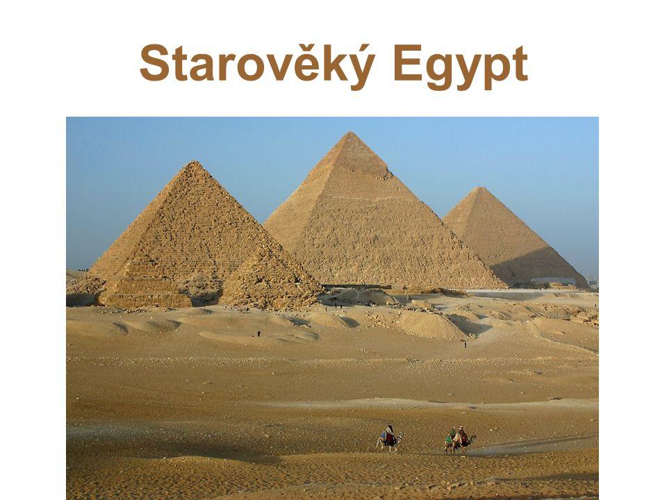 Pyramidy / Giza