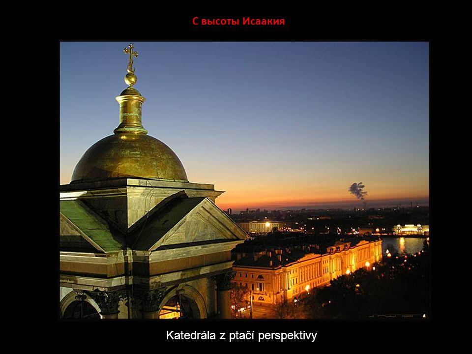 Николай и Исаакий Zlatá kopule chrámu sv.