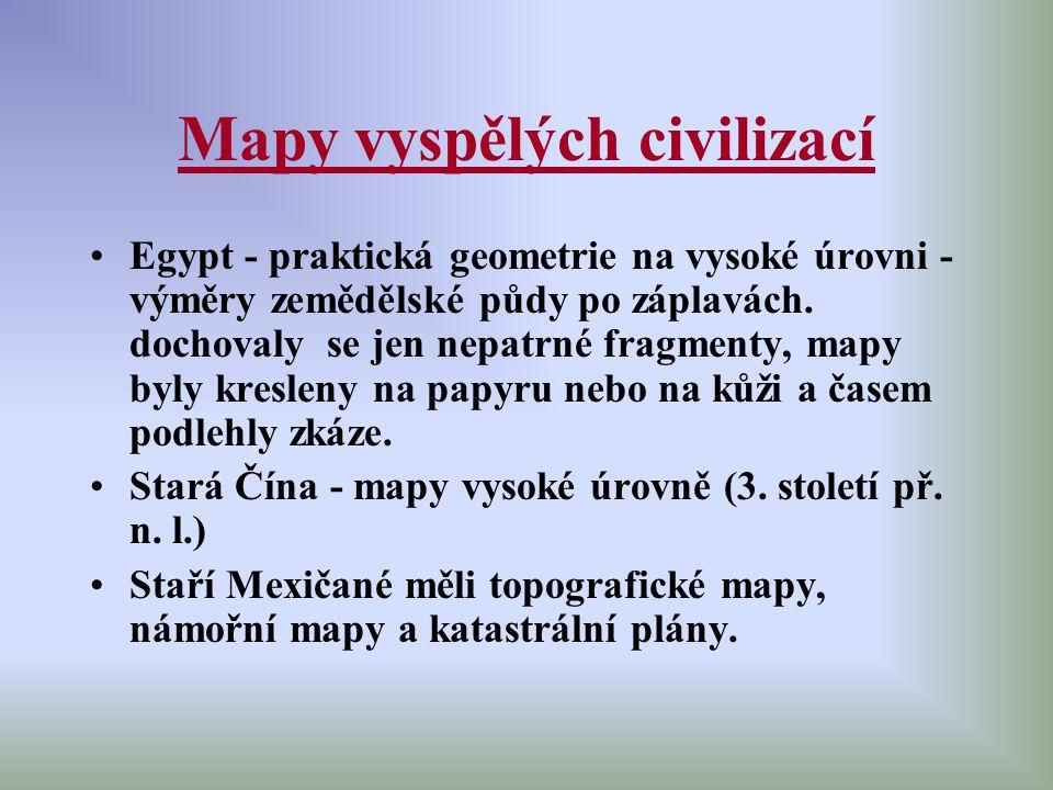 Fyzickogeografická mapa ČR - výškopis