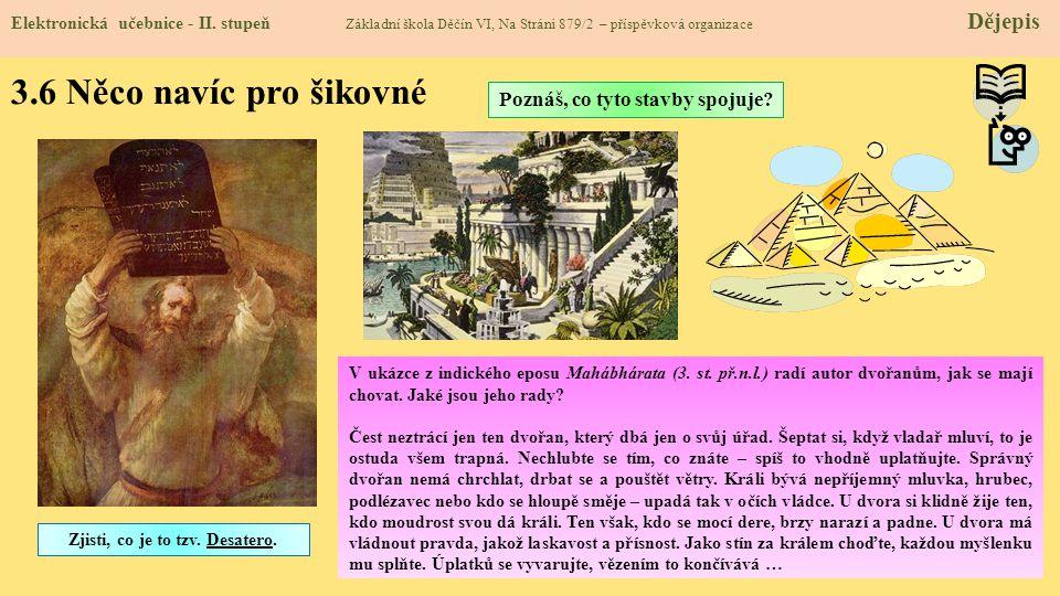 3.7 CLIL Elektronická učebnice - II.