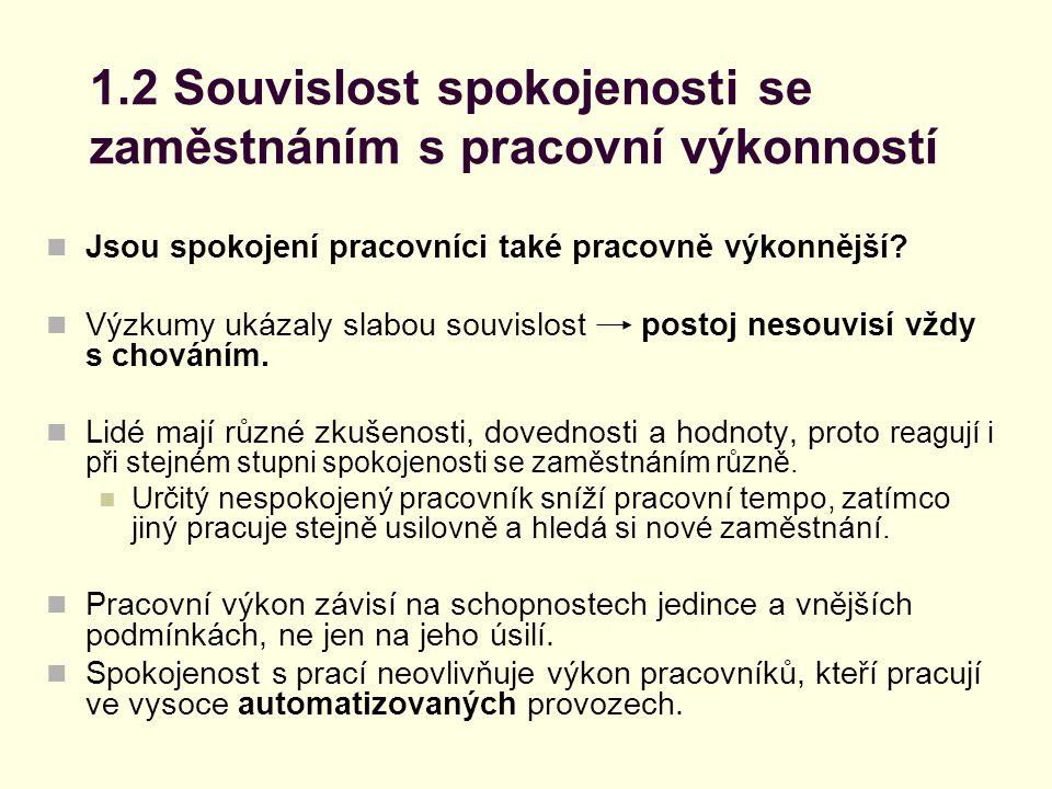 Spokojenost se zaměstnáním v ČR CVVM září 2006, www.cvvm.cas.cz