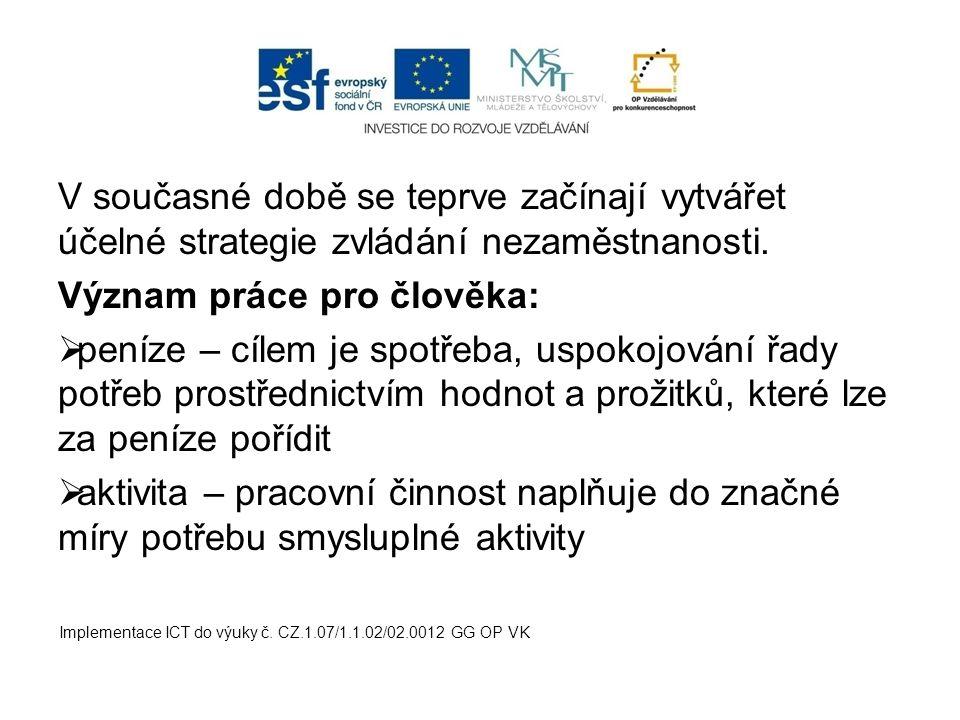 Organizace, instituce a zařízení pomáhající romskému etniku 1.
