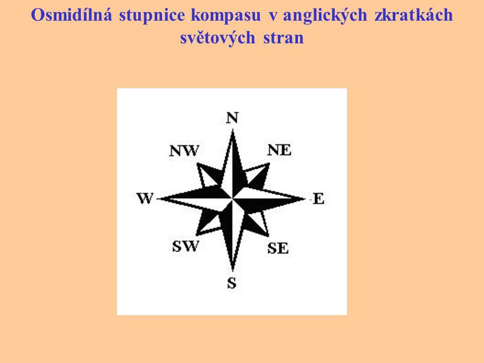 V n V n V n V n D v D v sestává z jednoho nebo dvou písmen a udává směr nejmenší hlášené dohlednosti vzhledem k poloze letecké meteorologické stanice.