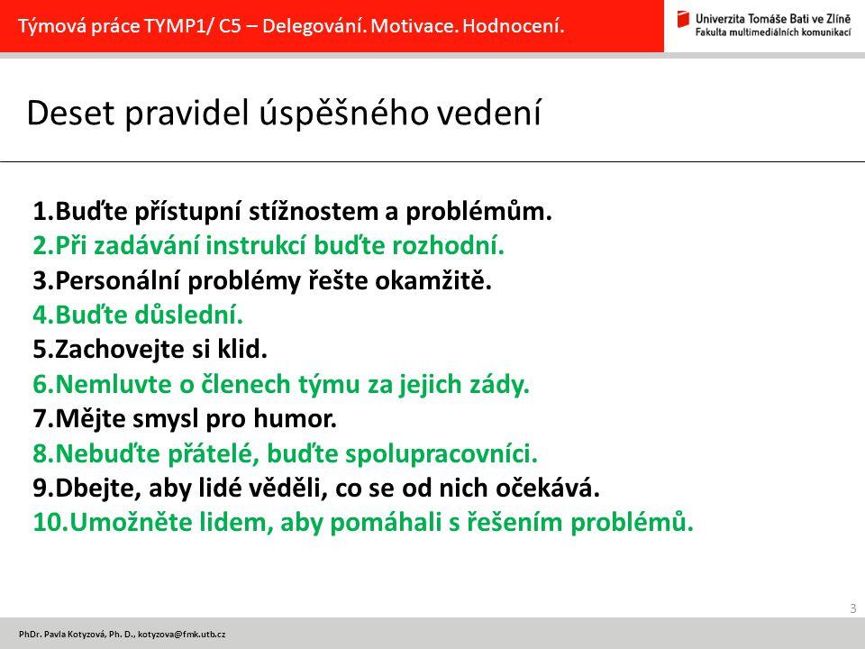 3 PhDr.Pavla Kotyzová, Ph.