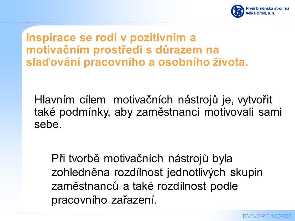 Další motivační nástroje Pružná pracovní doba Poradenské služby Výuka jazyků zdarma Možnost přidělení firemního bytu