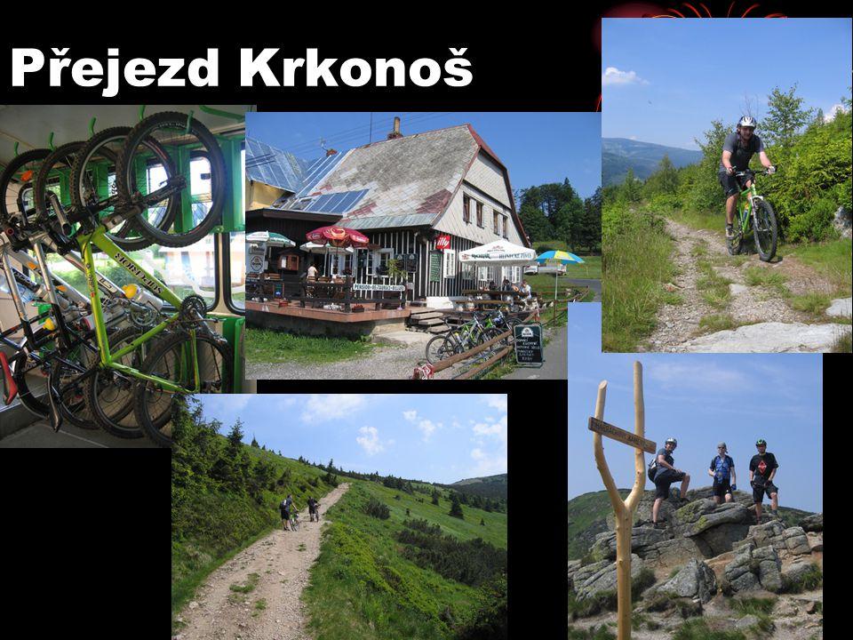 Přejezd Krkonoš