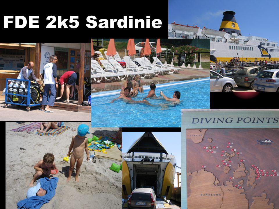FDE 2k5 Sardinie