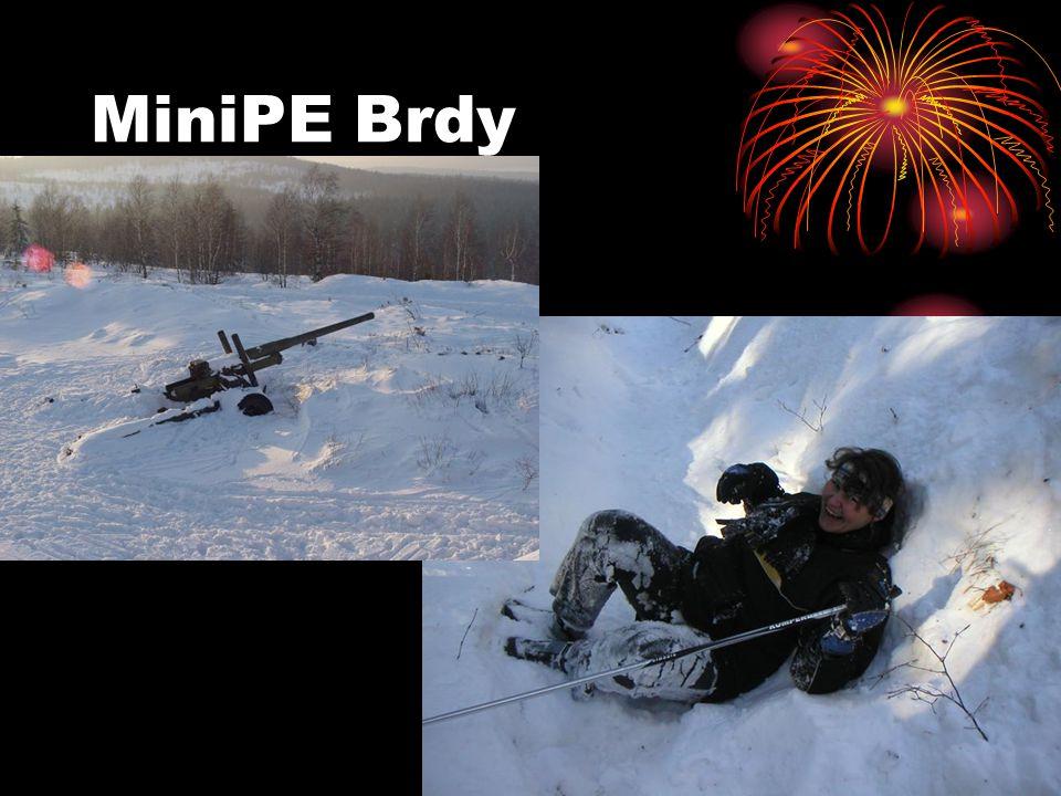 MiniPE Brdy