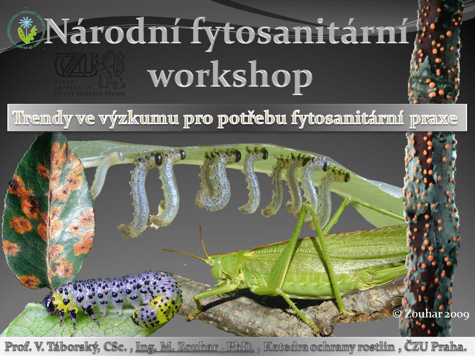 Role katedry ochrany rostlin v pozici garanta fytosanitární péče ČR