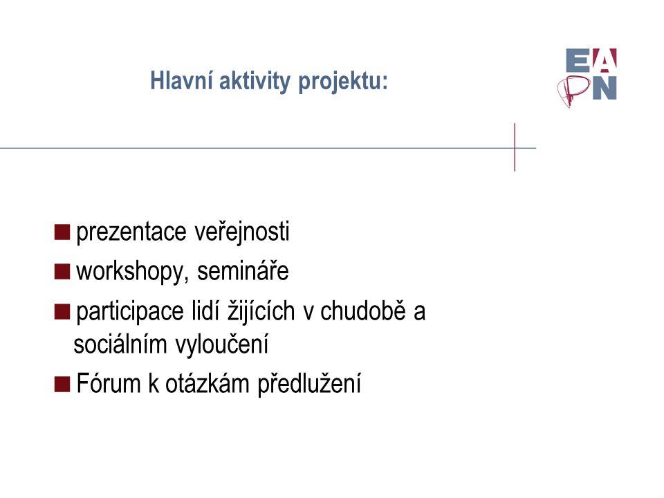 """Fórum k otázkám předlužení:  10 """"kulatých stolů , z toho 4 v roce 2010  účast expertů, lidí z praxe, z akademické sféry, z politiky a pracovníků v přímém kontaktu s klienty  pokus o shrnutí problematiky předlužení  formulace preventivních opatření proti zadlužování v ČR"""